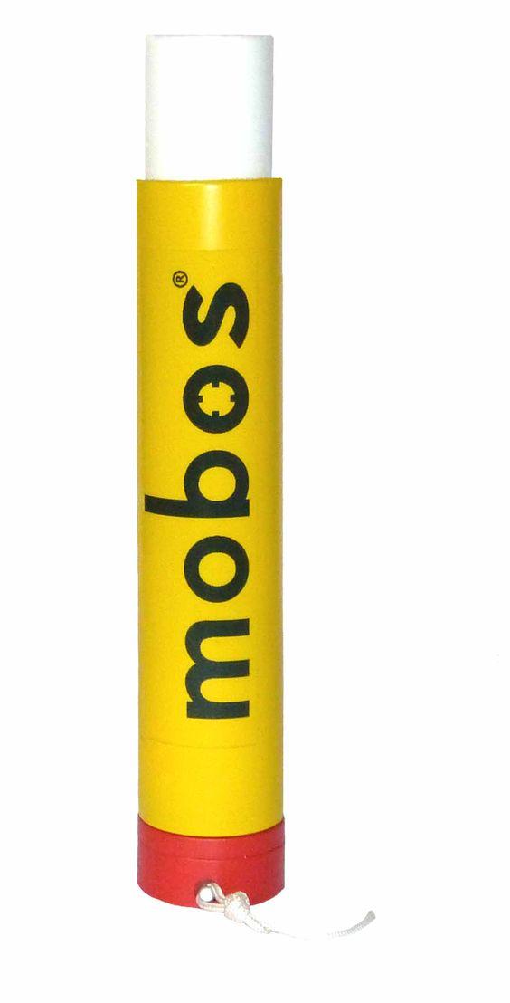 MOBOS-Sender mit automatischem Schalter für automatische Rettungswesten.
