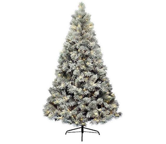 bare branch led lit christmas trees uk