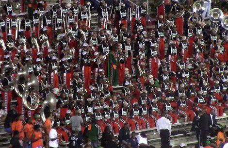 Watch an epic marching band cover Kanye West's 'Father Stretch My Hands Pt. 1'