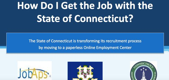 State of CT Job Openings (StateOfCTJobs) on Pinterest - Expert Tips On Resume Principles
