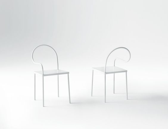 Nendo has designed a metal furniture collection for Italy's Desalto.