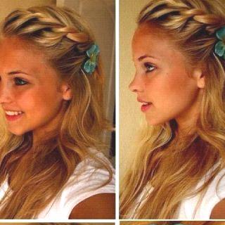 Twisted braid<3