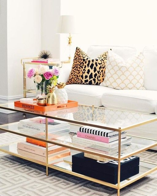 The 25+ Best Gold Coffee Tables Ideas On Pinterest | Gold Table, Coffee  Table Styling And Chic Apartment Decor