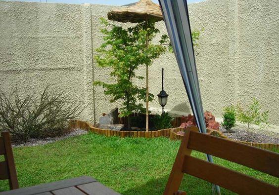 Idea y consejos para decorar jardines peque os para m s - Decorar jardines pequenos ...