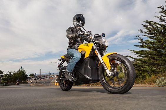 Zweirad, alternative Antriebe