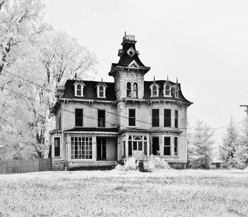 Gothic Creepy Lovely House Love Pinterest