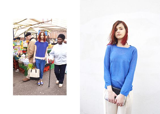 Reiss Blog - Guest Stylist Hanna Isaksson, looks for summer