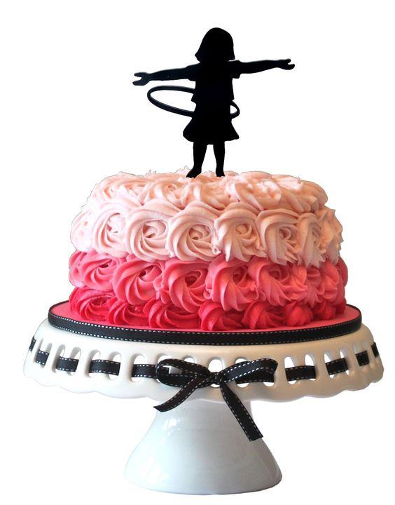 S Cake Topper