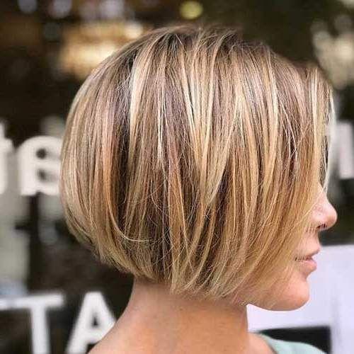Frisurentrends 2018 Frauen Mittellang Frisuren Frisuren Fur Feines Dunnes Haar Blonde Mittellange Haare