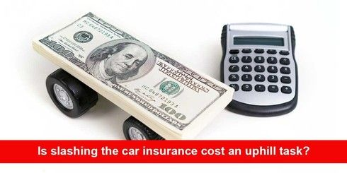Is Slashing The Car Insurance Cost An Uphill Task Let S Find The