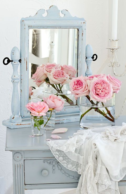 Interior design Rose Quartz & Serenity | Colors of the year 2016: