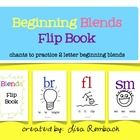 Help your primary students recognize beginning blends and know their sounds with my beginning blends flip book!2 pages are included on each she...