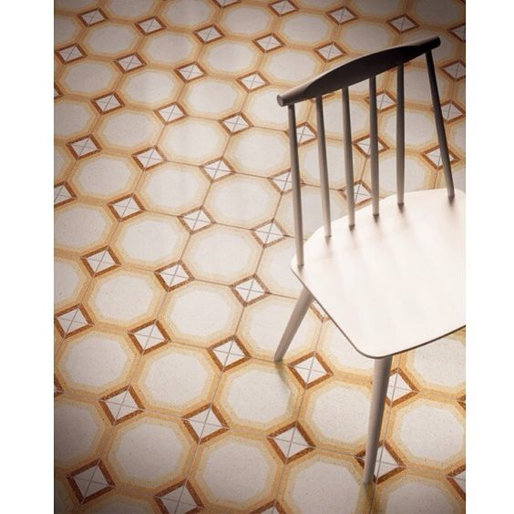The #inspiration comes from the #Venetian #Terrazzo widespread in #Italy since the #Roman #Empire whose #unique and #traditional #style has been revisited in a #contemporary #way to give #life to this #collection of porcelain stoneweare with variegated #decorations able to confer character to any type of environment #SDS16 #Lightschool #ceramicsofitaly #tile #tilecrush #tileaddiction #tiles #floor #wall #instatiles #instadeco #pattern #patterns #texture #marcacorona #marcacorona1741 by…