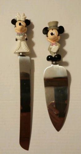 disney wedding cake cutter wedding cake knives cake knife and minnie mouse on 13578