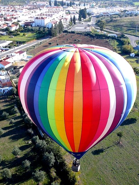 How Sweet Daily Cutest Posts Follow Me For More Posts Best Pictures Fo Hotairballoonrides Hot Air Alentejo Balao De Ar Quente Portugal