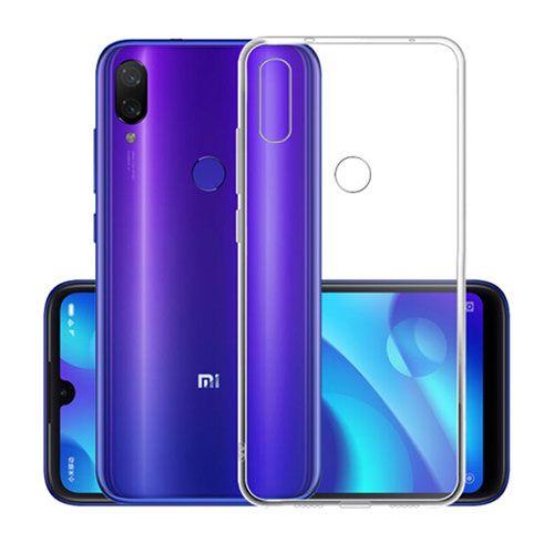 گارد ژله ای شفاف شیائومی ردمی نوت 7 لوازم جانبی شیائومی ردمی نوت 7 Redmi Note 7 ساخته شده از مواد Tpu انعطاف پذیری Samsung Galaxy Phone Galaxy Phone Xiaomi