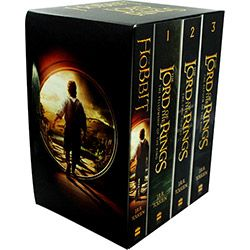 Livro - The Hobbit and The Lord of the Rings