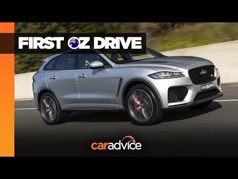 Video 2020 Jaguar F Pace Svr Review Jaguar All Cars Car