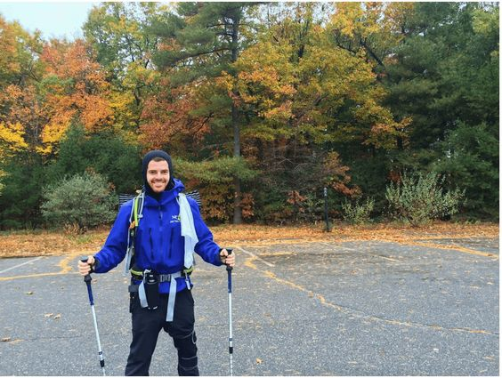 Establishing a Backpacking Blog: Interview with Hartley Brody of the Adventure Blog