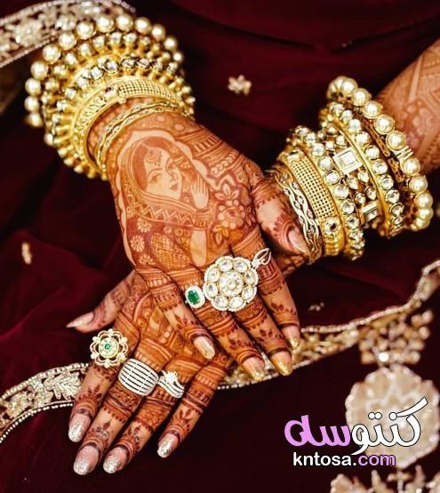 اساور هندية اكسسوارات هندية لليد الاكسسوارات الهندية التقليدية اكسسوارات هندية انستقرام Bridal Bangles Bridal Jewellery Indian Bangles Jewelry Designs