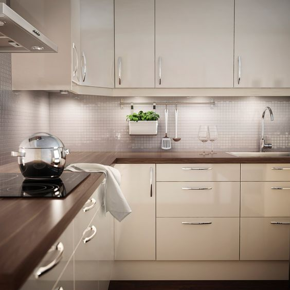 Kitchen tools catalog and kitchens on pinterest for Abstrakt kitchen cabinets