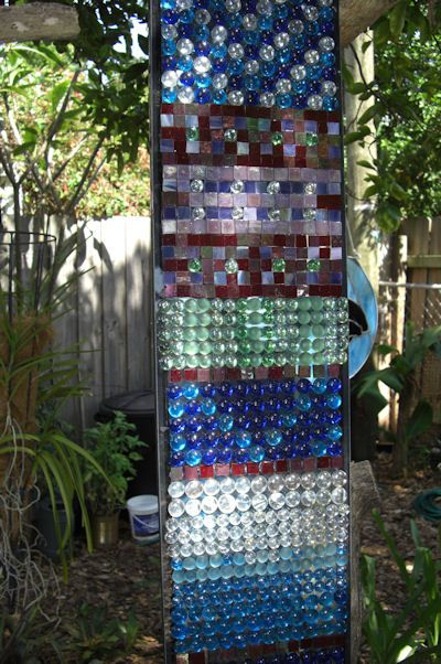 Holiday gift ideas green recycled eco friendly art glass for Recycled glass art projects