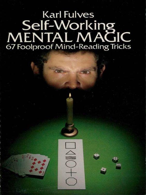 Self Working Mental Magic Affiliate Magic Books Mental Download Ad Mind Reading Tricks Card Tricks Magic Book