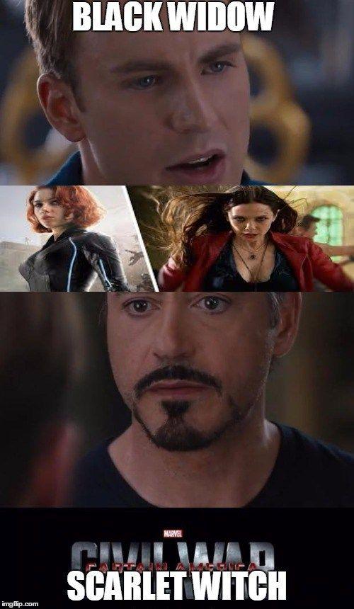 33 Scarlet Witch Memes Civil War Marvel Scarlet Witch Avengers
