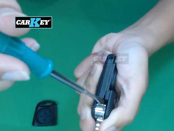 Thay vỏ chìa khóa KIA