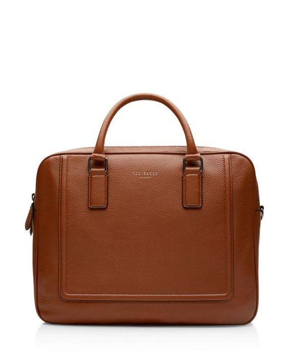 Ted Baker Ragna Leather Bowler Bag