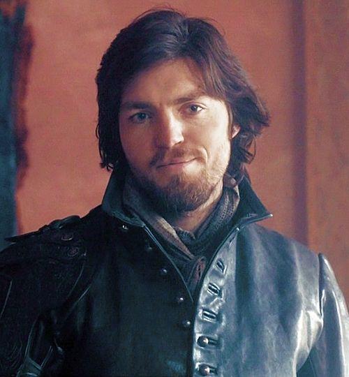 Athos...rare smile...