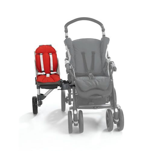 Convert Single Stroller To Double Stroller Convert
