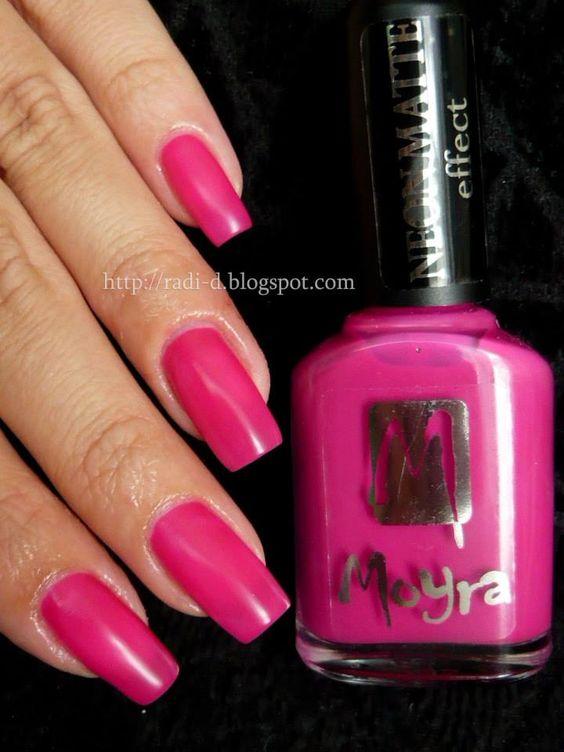 Moyra Neon Matte effect 705