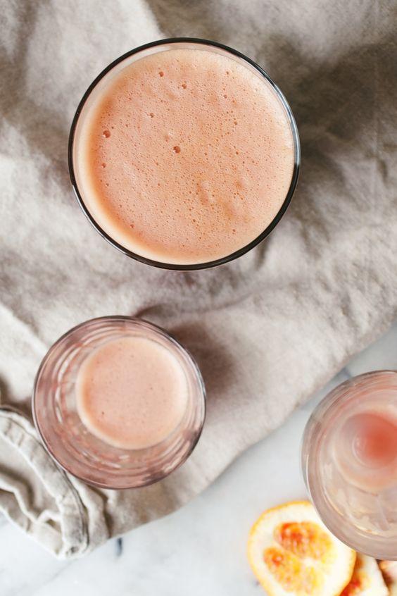 rejuvenating citrus juice