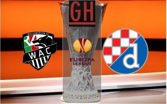 Wolfsberger Vs Dinamo Zagreb Uefa Europa League Video Highlights In 2020 Europa League League Zagreb