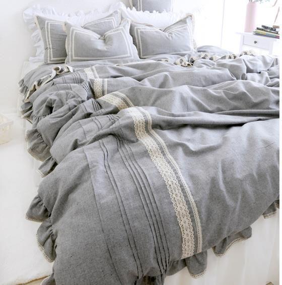 Pin On Modern Bed Sheets, Designer Bedding Sets Grey