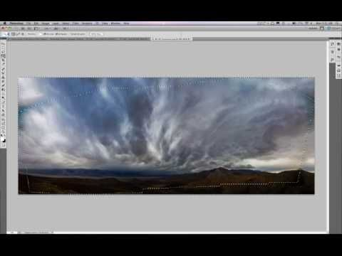 "New Adobe Photoshop CS5(?) Content-Aware Fill Demo ""PatchMatch"
