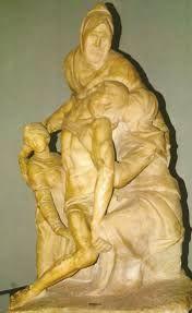 La piedad de la Catedral de Florencia, Miguel Angel