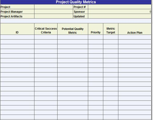 Quality Control Plan Template Excel New Quality Control Template Excel How To Plan Business Plan Template Teaching Plan Templates