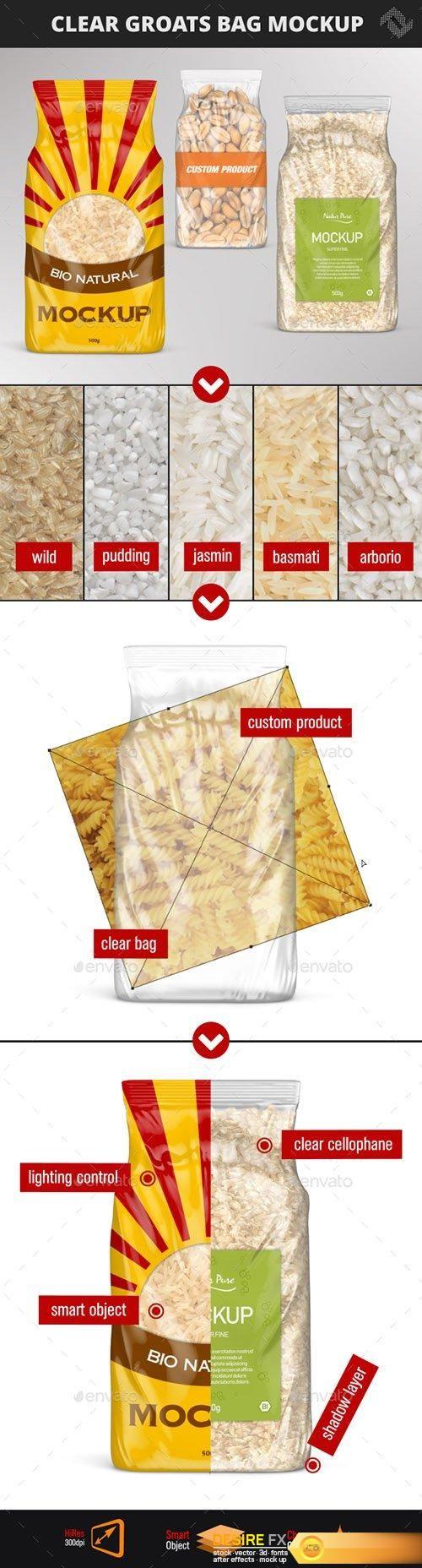 Download Desire Fx Gr Clear Plastic Rice Bag Mockup 22119181 Bag Mockup Rice Bags Sugar Packaging