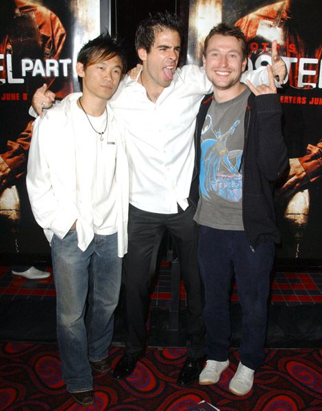 James Wan, Eli Roth, & Leigh Whannell