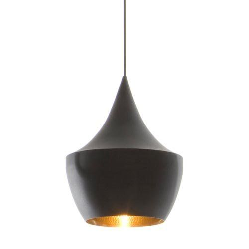 Design by Tom Dixon Pendant Lamp Beat Light - Fat+free shipping
