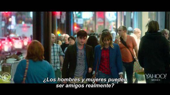 What If - Official Trailer #1 [FULL HD] - Subtitulado por Cinescondite
