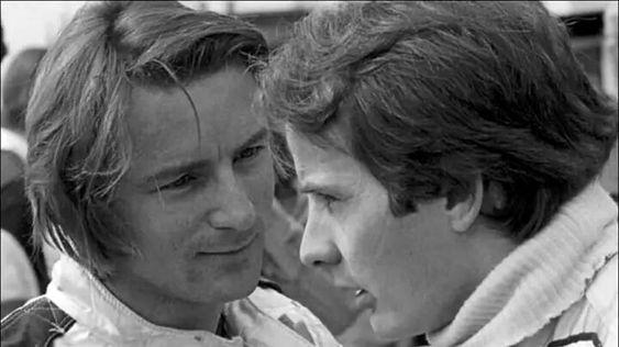 Rene Arnoux & Gilles Villeneuve