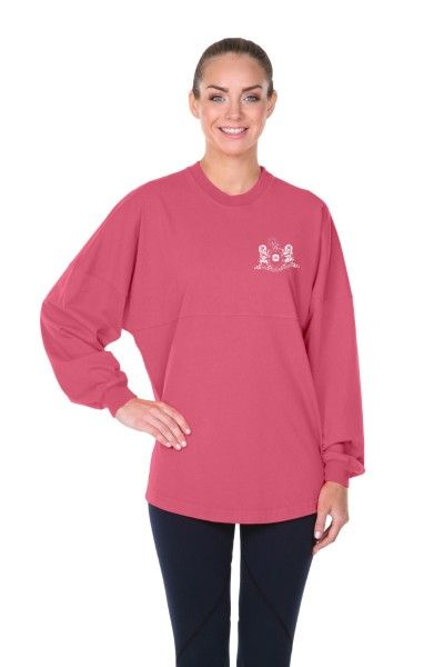 Phi Mu Est. 1852 - Sorority Basics - Classic Spirit Football Jersey®
