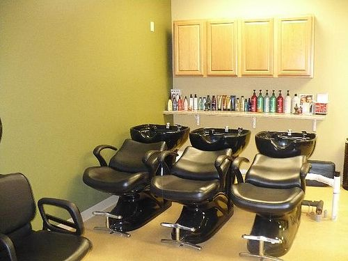 Furniture for the home Beauty Salon Interior Design For