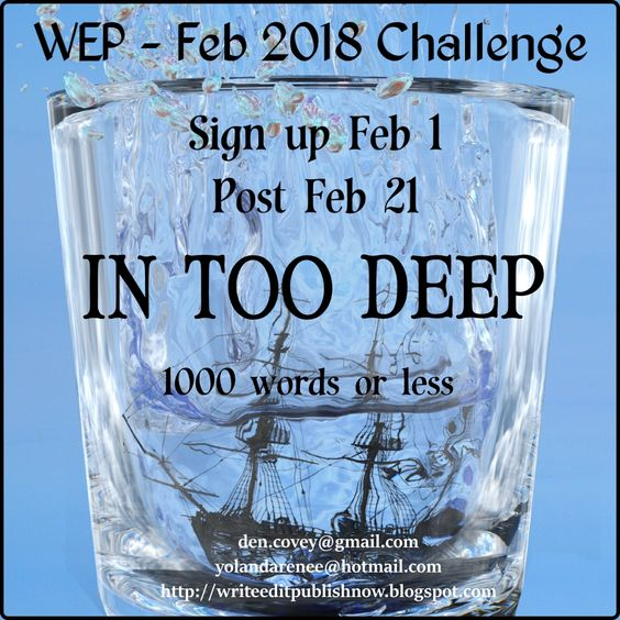 WEPFF Flash fiction Feb 2018