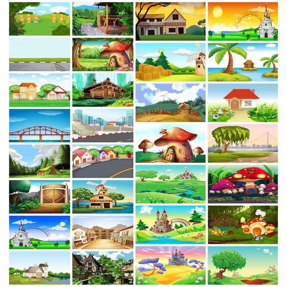 خلفيات بيوت في الطبيعة الخلابة لعروض البوربوينت In 2021 Zelda Characters Fictional Characters Character
