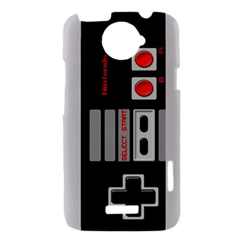 New HTC Case Retro Nes Controller HTC One X Hardshell Case Cover HTC One X Case Classic Game Controller