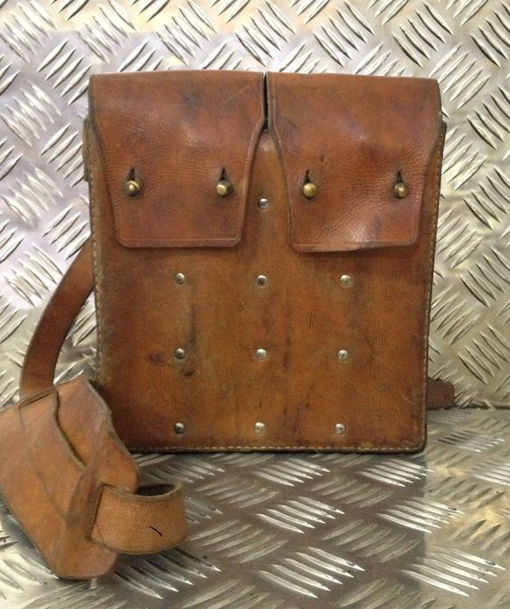 $61.00. Buy Online: Rare Genuine Swedish Army, Vintage Leather, ... | Shoply